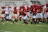 2nd Spring Football Scrimmage Photo