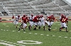 8th Spring Football Scrimmage Photo