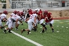 20th Spring Football Scrimmage Photo