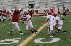 32nd Spring Football Scrimmage Photo