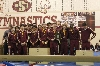 50th District Gymnastics Meet Photo