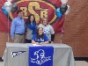 1st Amy Vandegriff Signs with Seton Hall Photo
