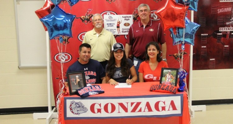 Photo for Domonique Garley Signs With Gonzaga University