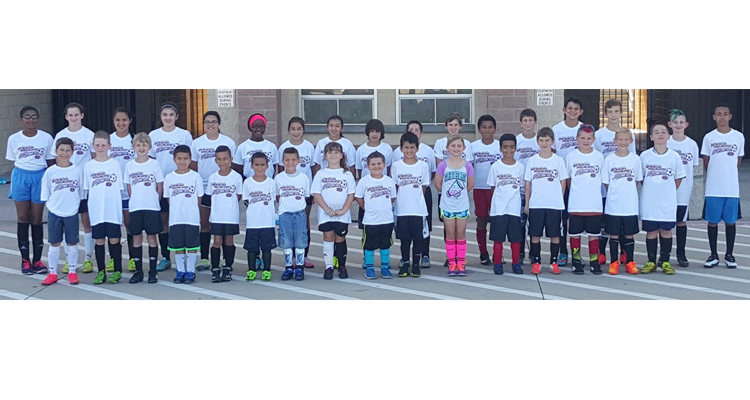 Photo for 2015 Summer Soccer Camp