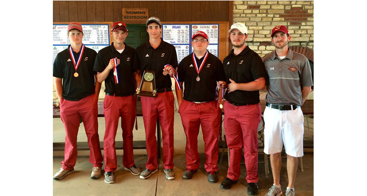 Photo for Congratulations Rough Rider Boys Golf Team for taking 3rd in District!