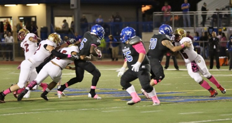 Photo for Saginaw Struggles To Stop Boswell's Running Game