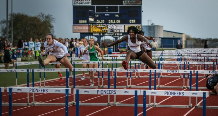 Photo for Rough Riders Participate In Annual Pioneer Relays