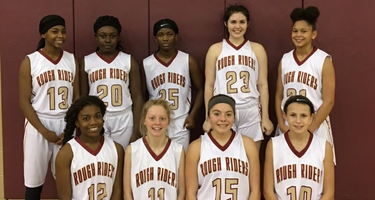 Photo for The Lady Rough Riders Claim 2nd Place At Keller Central Tournament