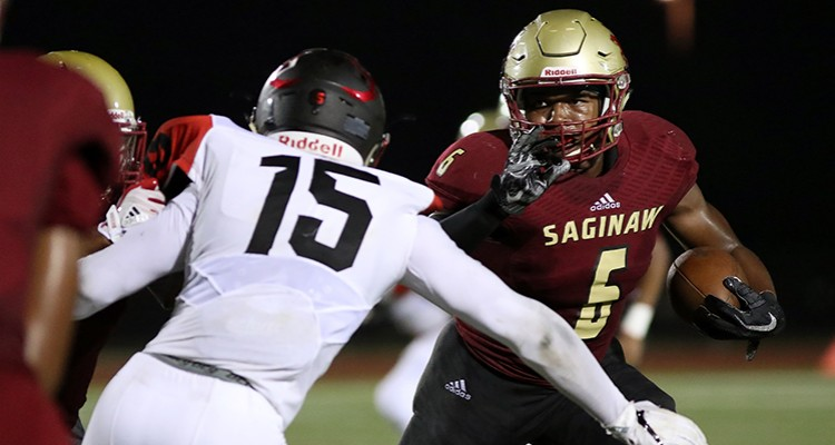 Photo for Saginaw Falls To Burleson In Week One After Sustaining Injuries
