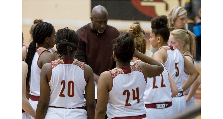 Photo for Saginaw Lady Rough Riders Claim Victory Over Fossil Ridge