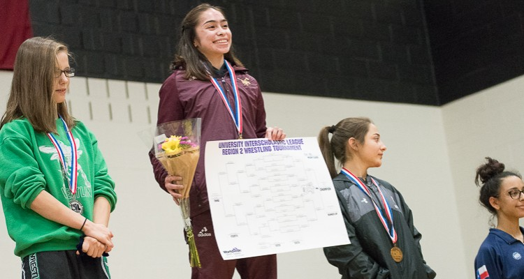 Photo for Saginaw Sends Five Athletes To State Competition