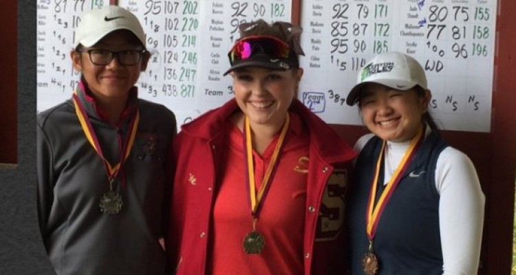 Photo for Saginaw Golf Takes Top Three At Fall Preview