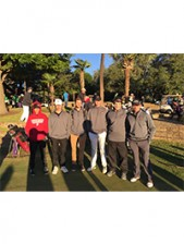 Varsity Boys'  Golf Team